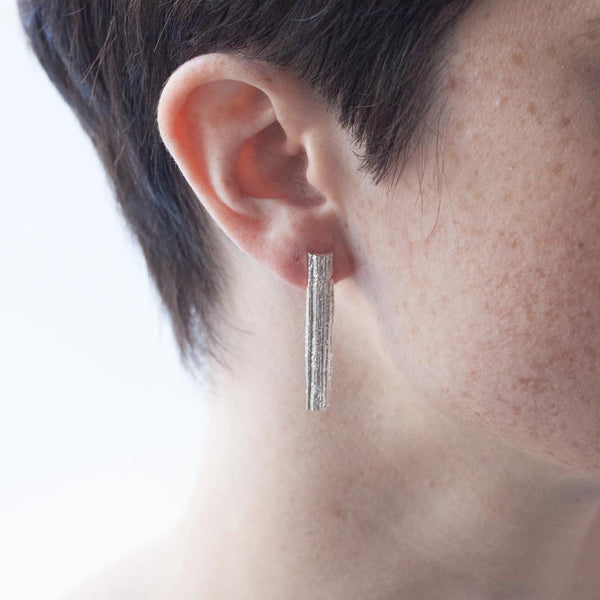 Reed Drop Earrings