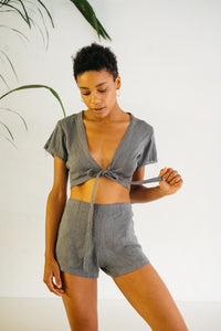 The Silk co. | Kruise' Crop | Sustainable Raw Silk Clothing - The Silk Co Byron Bay