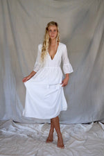 Ayla Midi - The Silk Co Byron Bay