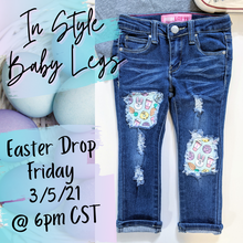 Load image into Gallery viewer, Easter Treats Jeans & Shorts