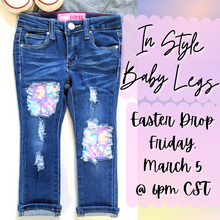 Load image into Gallery viewer, Easter Egg Jeans & Shorts