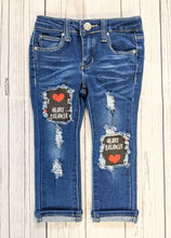 Load image into Gallery viewer, Heart Breaker Valentine's Jeans
