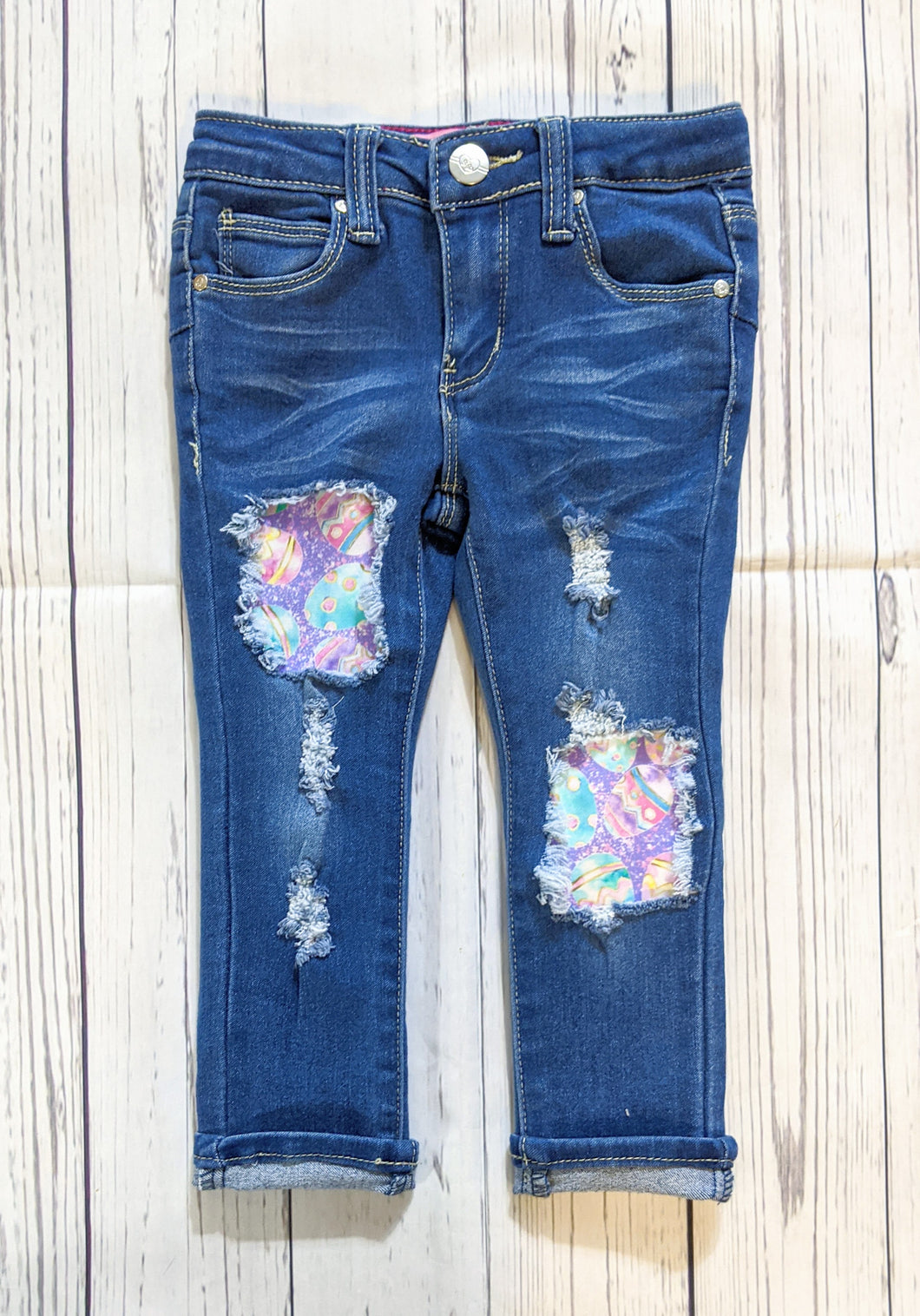 Easter Eggs Jeans