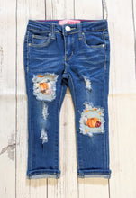 Load image into Gallery viewer, Fall Pumpkins Jeans