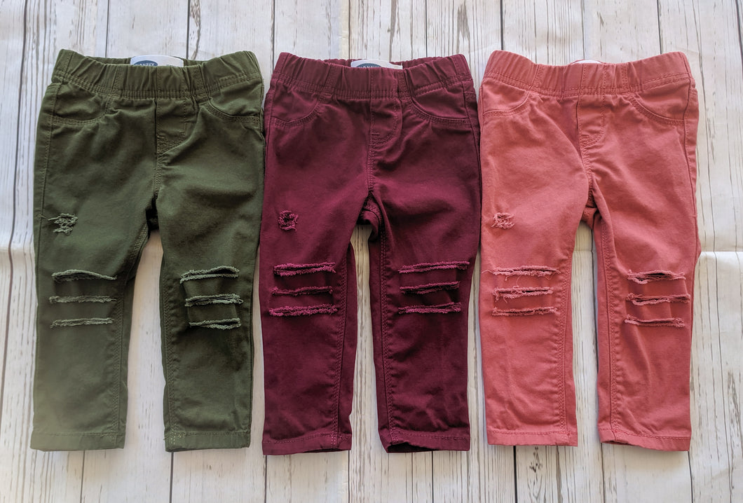 Fall Jeggings