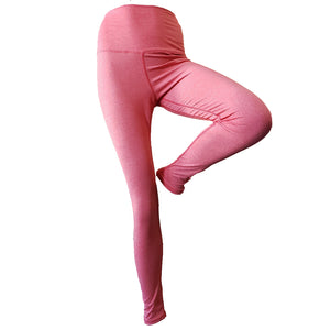 Yoga Pant High Waist Fitted Legging
