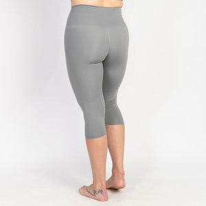 Yoga Pant High Waist Capri Length Legging