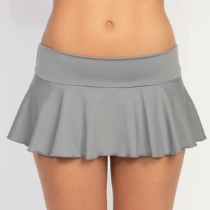 Yoga Skirt with Attached Swim Brief