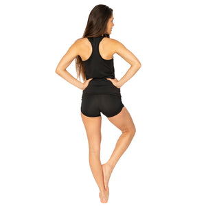 Yoga Short Eco Friendly with Side-Tie