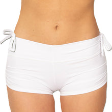 Load image into Gallery viewer, Yoga Short Eco Friendly with Side-Tie