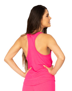 Racerback Relaxed Fit Tank Top