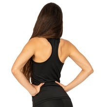 Load image into Gallery viewer, Racerback Snug Fit Eco Friendly Tank Top