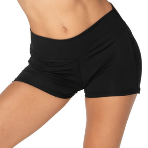Yoga Short High Waist with Scrunch Back