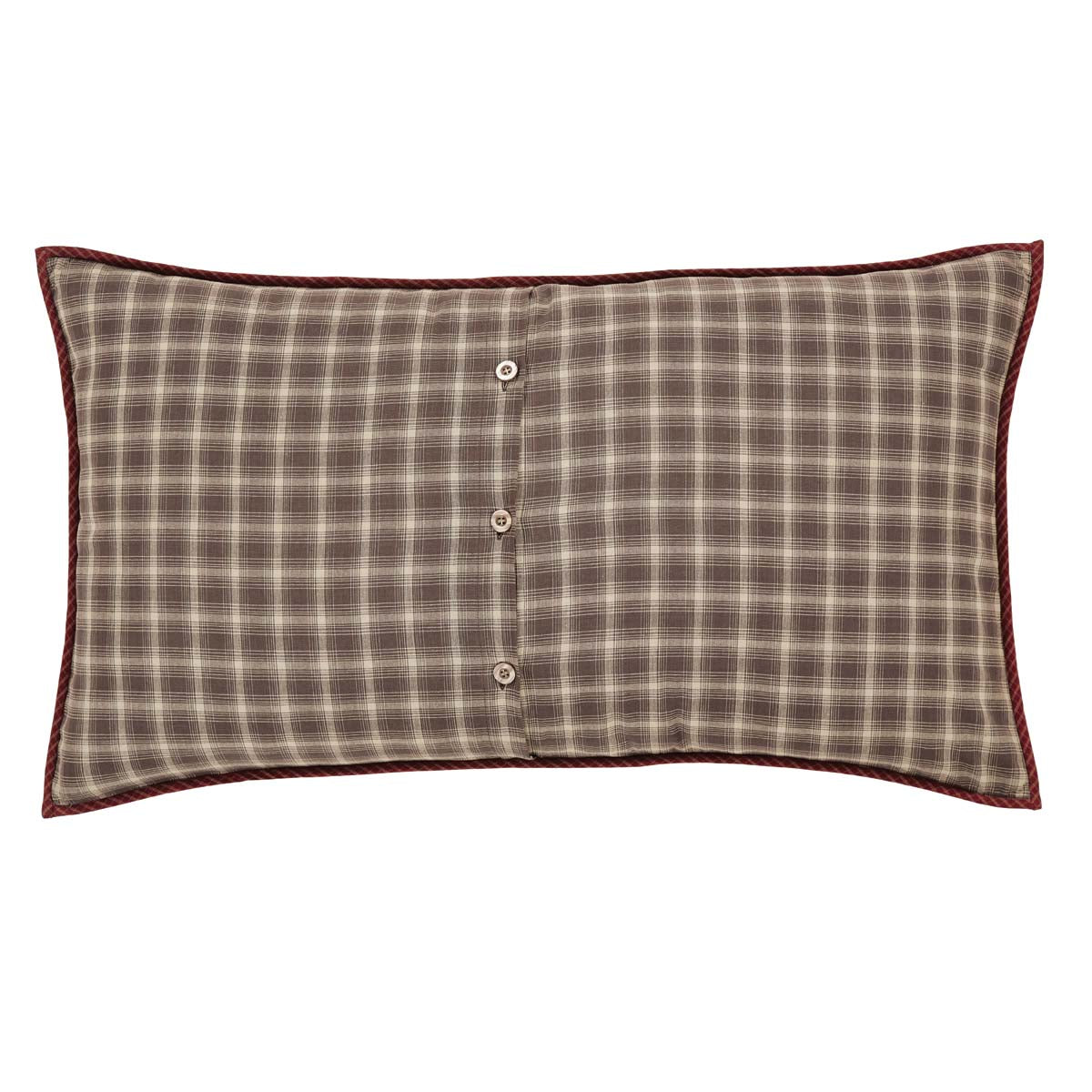 Dawson Star King Sham 21x37 - Woodrol