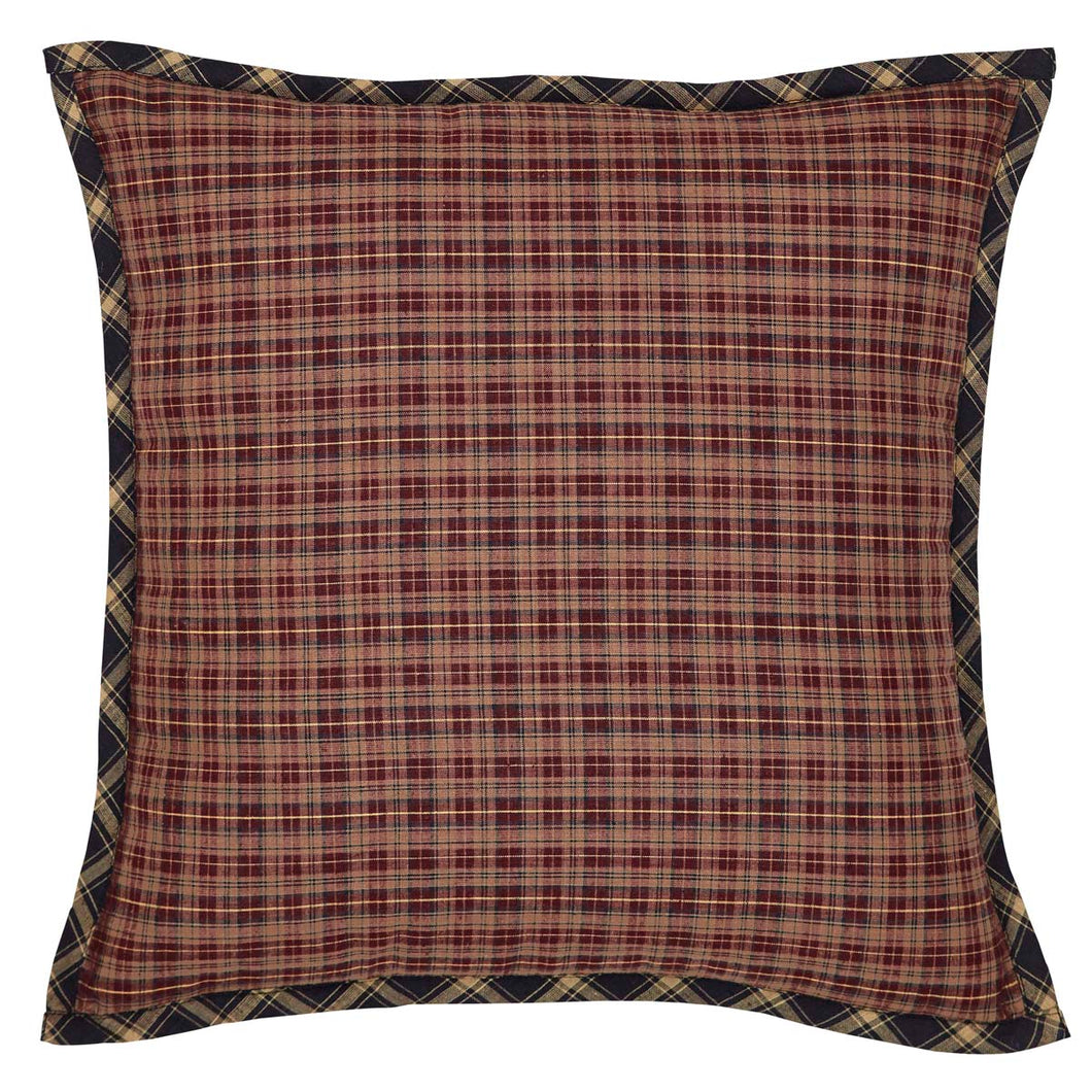 Beckham Fabric Pillow 16x16 - Woodrol