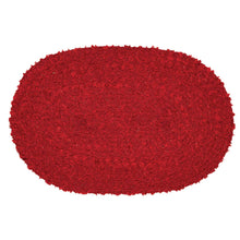 Dyani Red Placemat Set of 6 12x18 - Woodrol