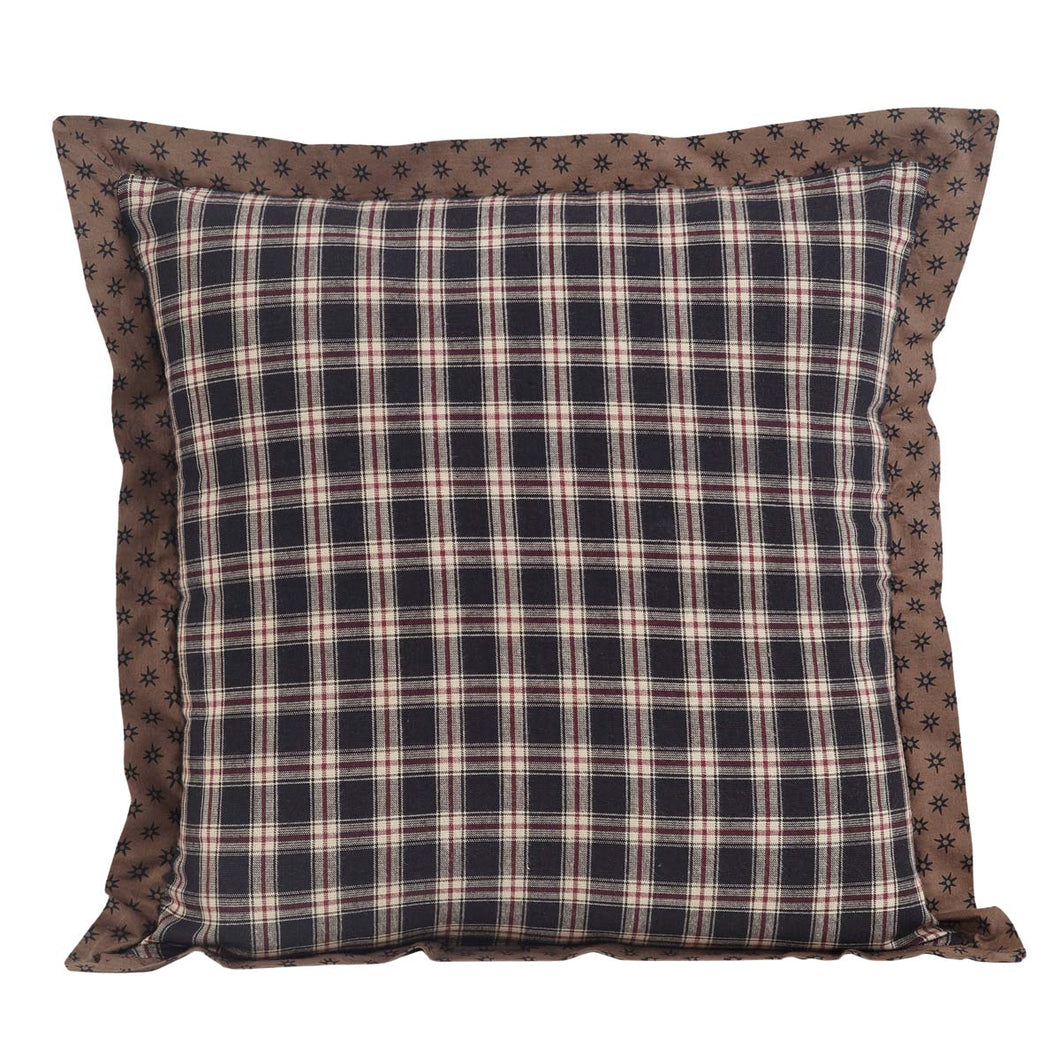 Bingham Star Pillow Fabric 16x16 - Woodrol