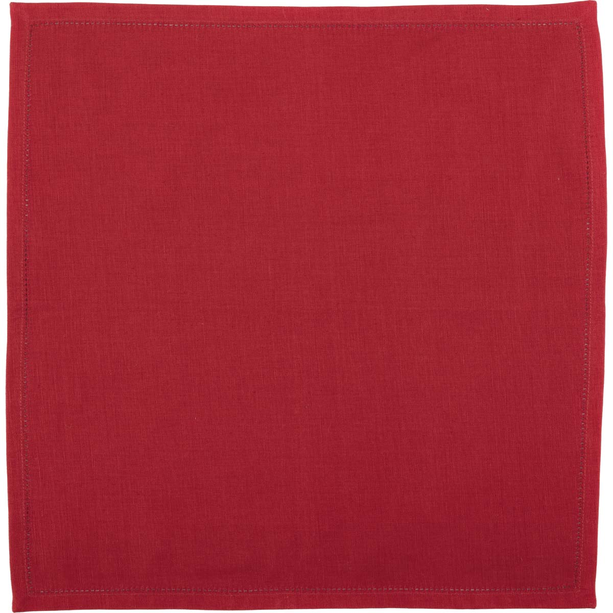 Tara Red Napkin Set of 6 18x18 - Woodrol