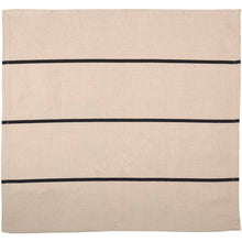 Lauren Black Napkin Set of 6 18x18 - Woodrol