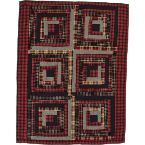 Cumberland Quilted Throw 70x55 - Woodrol