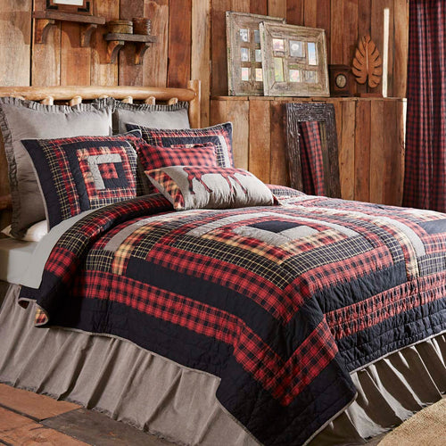 Cumberland Twin Quilt 68Wx86L