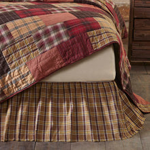 Wyatt King Bed Skirt 78x80x16 - Woodrol