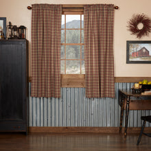 Crosswoods Short Panel Set of 2 63x36 - Woodrol