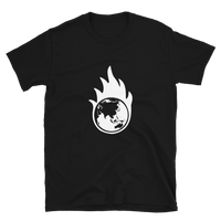 Earth On Fire - T-Shirt