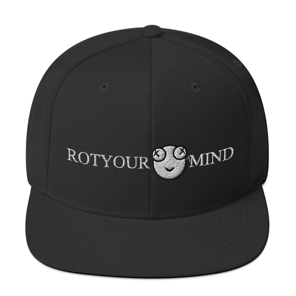 Rot Your Mind - Snapback Hat