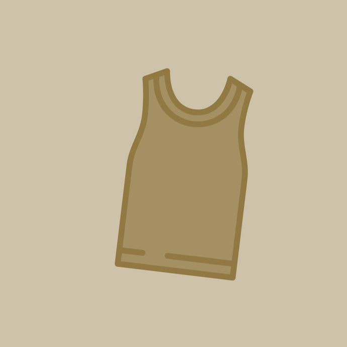 Black BSA tank top