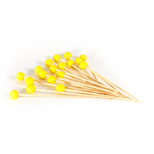 BP-16 Bamboo Yellow Bead Pick (4800 count/case)