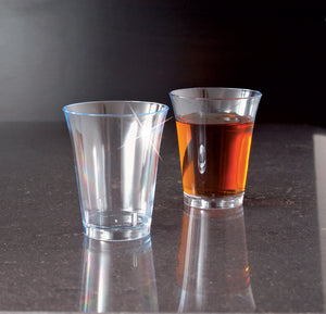 EMI-607C 2 oz. Shooter Glass - Clear