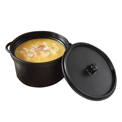 EMI-620B 2.7 oz Micro Cooking Pot - Black