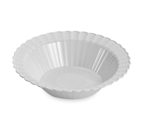 EMI-REB10W Round Single Serve 10 oz Bowl - White