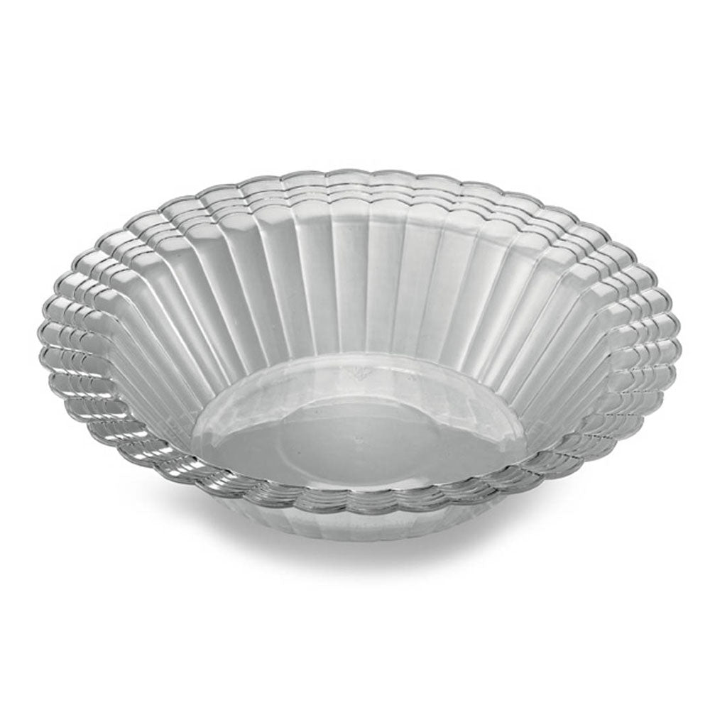 EMI-REB12C Round Single Serve 12 oz Bowl - Clear