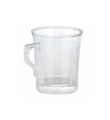 EMI-REM8C 8 oz Coffee Mug - Clear