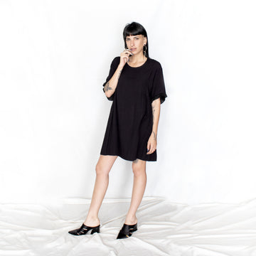 Mini Black Summer Dress