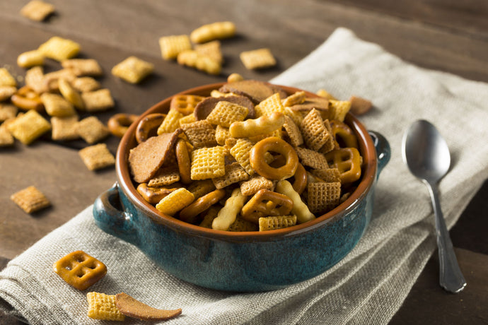 Bold Datil BBQ Chex Mix