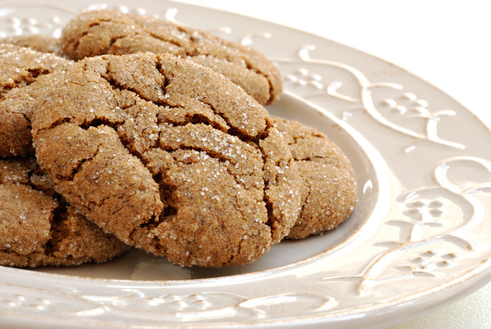 Mama's Molasses Cookies