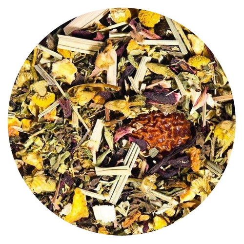 Floral Fusion - Herbal Tea - Floral, Fruity, Mild Sweetness