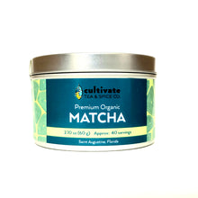 Load image into Gallery viewer, Organic Ceremonial Grade Matcha