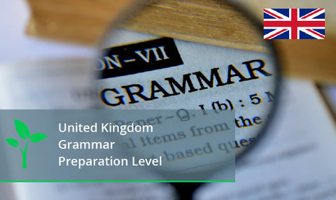 UK Grammar Training