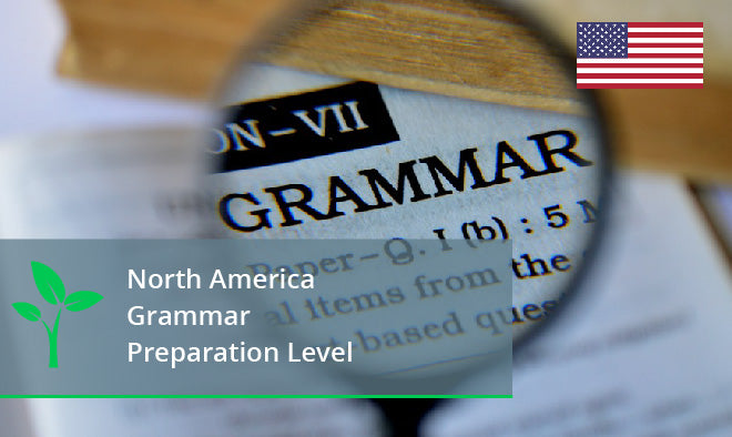 USA Grammar Training