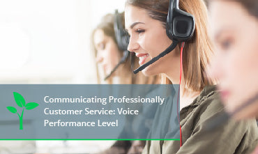 Communicating Professionally: Customer Service Voice