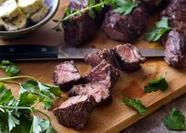 Beef Sirloin Tip Steak (Tenderized)