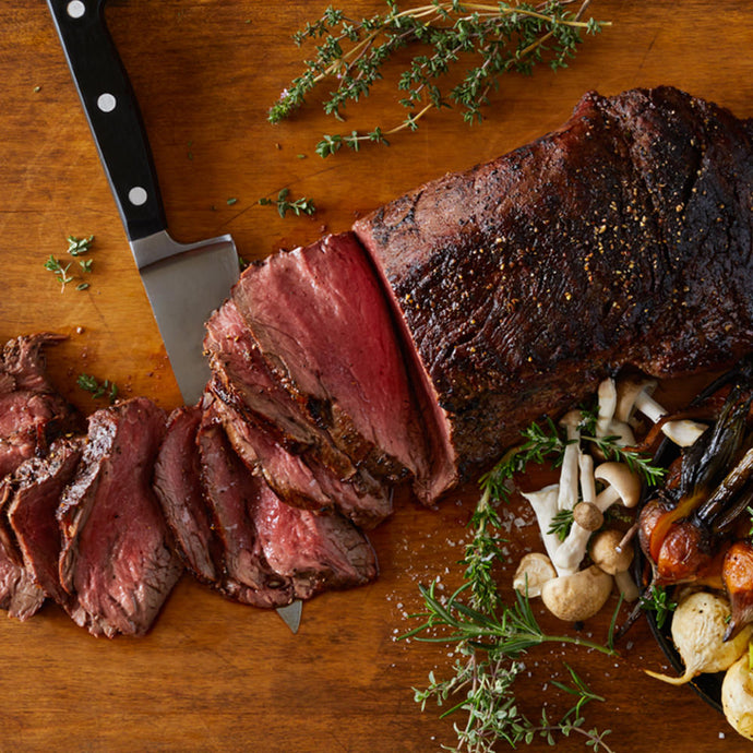 Bison Whole Tenderloin