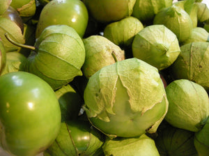 Tomatillos by the Case