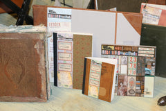 7gypsies: Architextures™ Books and Ledgers