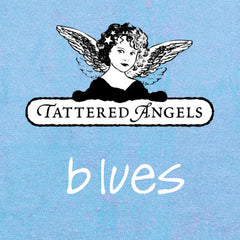 Tattered Angels - Blue Paints