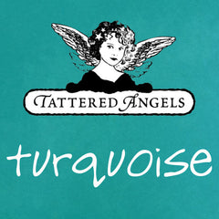Tattered Angels - Turquoise Paints